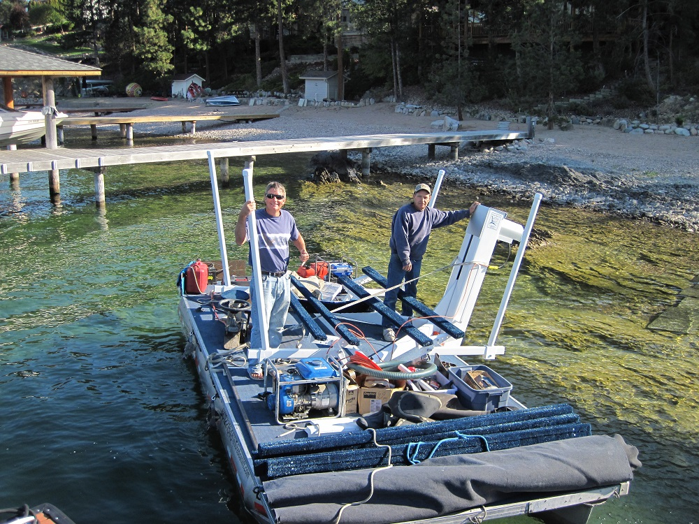 Used Boat Lifts
